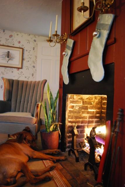 Fireplace Christmas on Houzz.com